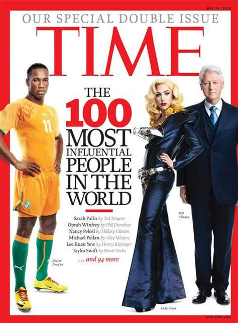 time 100 most influential people the 2010 time 100 world s most influential people list