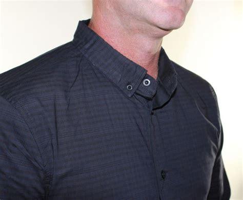 Blue Stuff S M L Casual Top 44874 sz s m l xl mens navy blue black check tailored