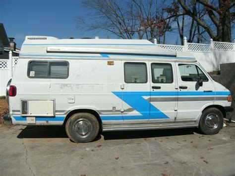 1994 dodge b350 buy used 1994 dodge b350 coach house class b cer 5 2l