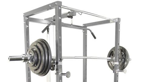 Bd 7 Power Rack by Valor Bd 7 Power Rack With Lat Pull Attachment Review