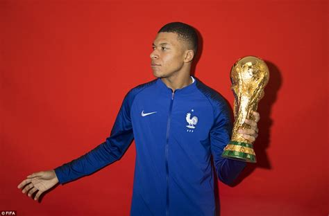 kylian mbappe years pogba mbappe and victorious france stars pose with world