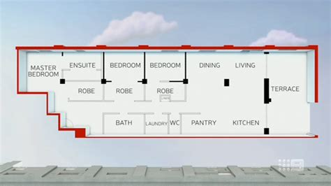 the block 2016 apartment choices floorpans the block 2017