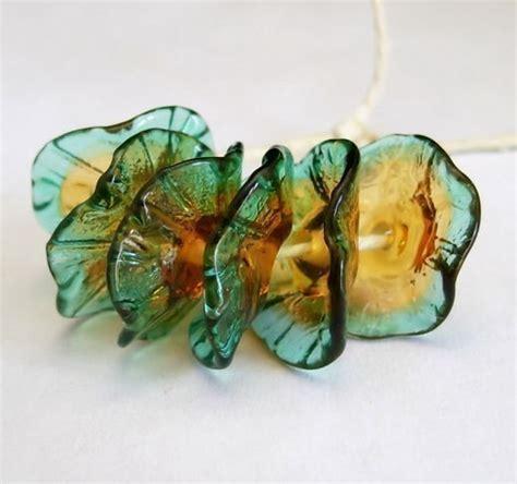 Handmade Glass Flowers - handmade lwork glass flower flowers floral