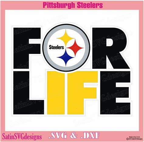 pittsburgh steelers logo google search silhouette pittsburgh steelers 4life design with your silhouette