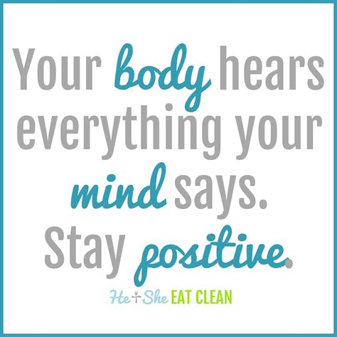 cleaning inspiration 5 fitness quotes to motivate you he she eat clean