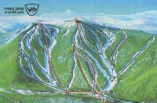 winter park resort trail maps winter park lodging company