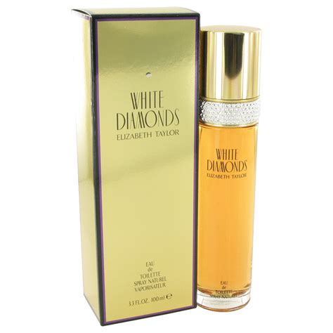 Parfum White 100ml parfum white diamonds elizabeth eau de toilette