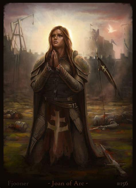 joan of arc joan of arc power