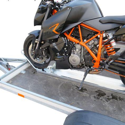 Pkw Anh Nger F R Motorrad by Motorrad Standschiene Mit Halteb 252 Gel Und Wippe