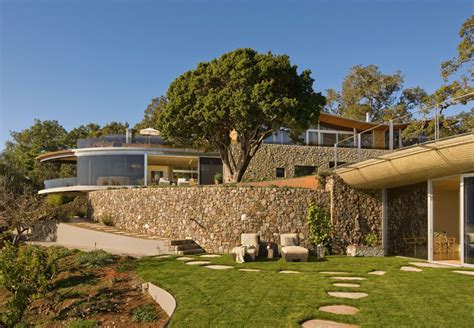 outdoor living exquisite contemporary home in big sur