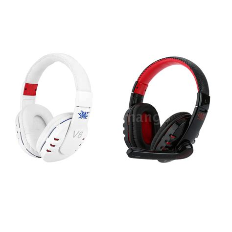 desk mic for gaming wireless bluetooth headset bass stereo headphone mic