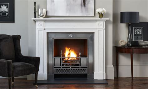 With Fireplace by Fireplaces Chesneys
