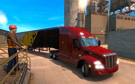 Trucker M scs software s american truck simulator trailers