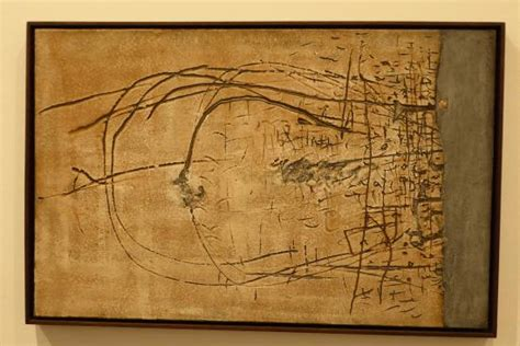 Contempor work by antoni tapies picture of fundacio antoni tapies