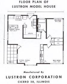 lustron homes floor plans instant house the lustron house