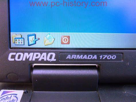 compaq armada 1700 187 notebook compaq armada 1700 6266 t