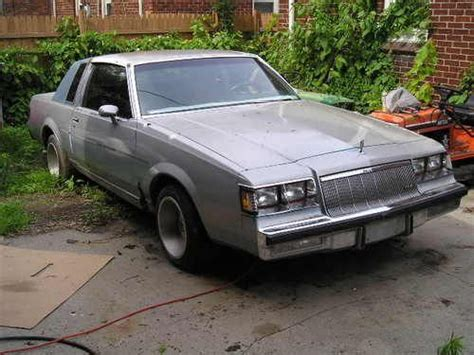 automotive air conditioning repair 1985 buick regal auto manual sell used 1985 buick regal in detroit michigan united states