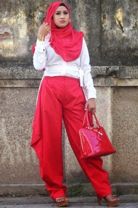 Desain Baju Muslim Desain Busana Muslim Remaja Terpopuler Desain Baju