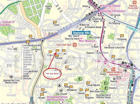 map us embassy tokyo the embassy about the embassy