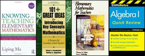 who needs math russian edition books brush up your math skills four books for math teachers