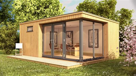 Shedworking How To Choose A Garden Office