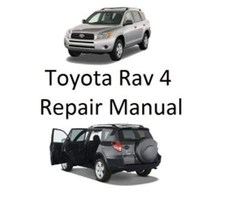 car maintenance manuals 2002 toyota rav4 parking system toyota rav 4 repair manual