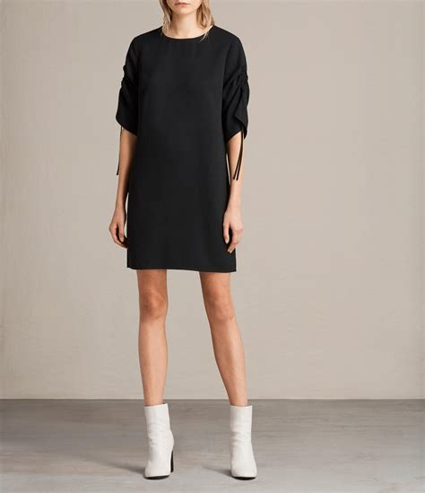 All Saints Tornquist Dresses by Lyst Allsaints Evie Dress In Black