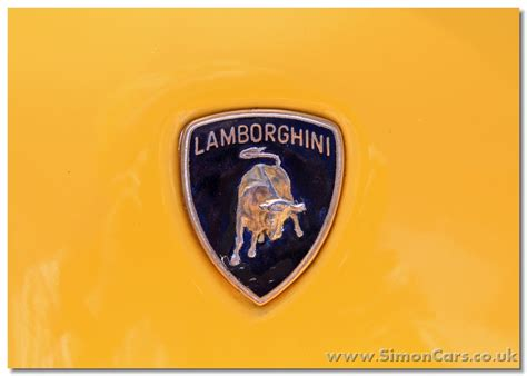 lamborghini badge simon cars lamborghini cars