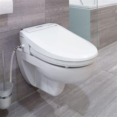 wc bidet aufsatz aquatec bidet wc aufsatz mit wascheinrichtung mit