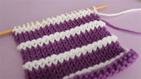 changing colors in knitting stripes 5 best tips for knitting stripes with tutorial