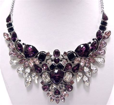swarovski jewelry impulse large necklace swarovski 2015 swarovski