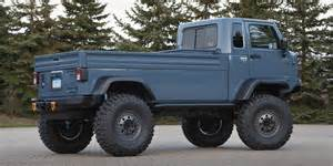 Jeep Truck Concept Six Times Jeep Teased Us With A Truck Concept