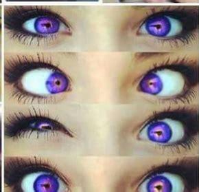 purple eye contacts | www.pixshark.com images galleries