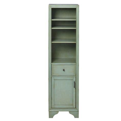 vintage linen storage cabinet home decorators collection hazelton 18 in w x 15 in d x