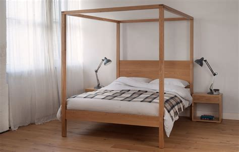 poster beds orchid four poster bed solid wood natural bed company