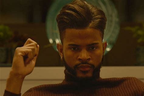 trevor jackson as priest trevor jackson talks ron o neal s character in quot superfly
