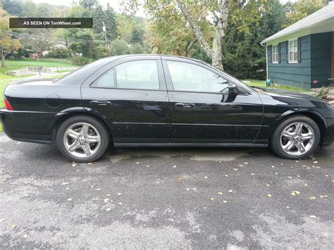 lincoln ls sedan 2003 lincoln ls lse sedan 4 door 3 9l