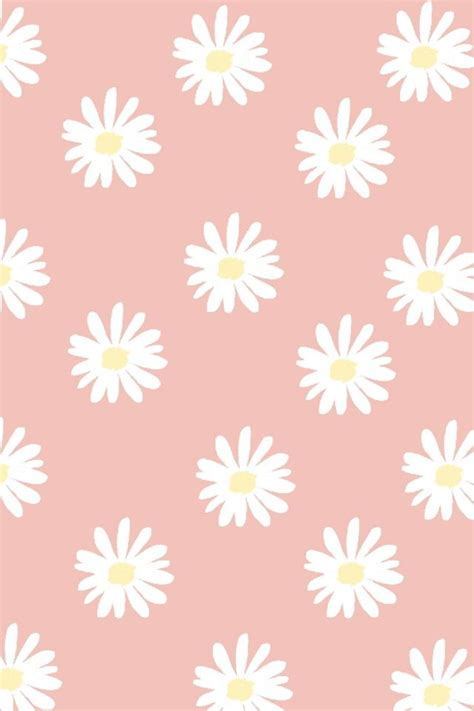 pattern cute background cute wallpaper pattern pinterest daisies wallpapers