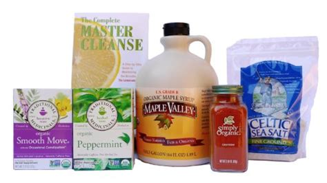 Master Cleanse 10 Day Detox by The Master Cleanse Lemonade Diet Ultimate Guide