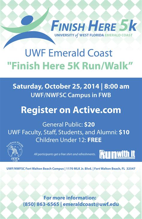 Uwf Mba Finish In Five by Uwf Emerald Coast Introduces Quot Finish Here Quot Wuwf