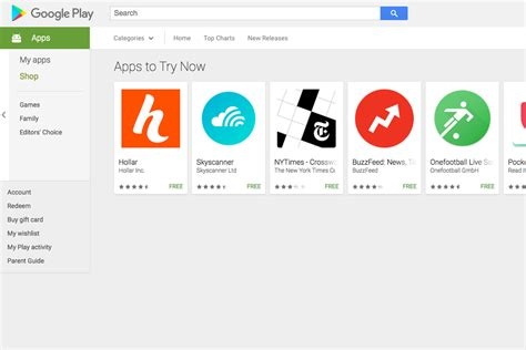 Play Store Image Adds Try Now Button On Play Store Listings To