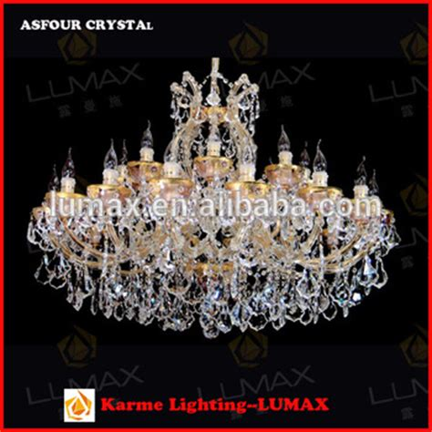 crystal light banquet hall high quality classic european banquet crystal chandelier