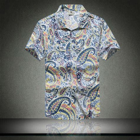 Kemeja Asia fashion kemeja hawaii beli murah fashion kemeja hawaii