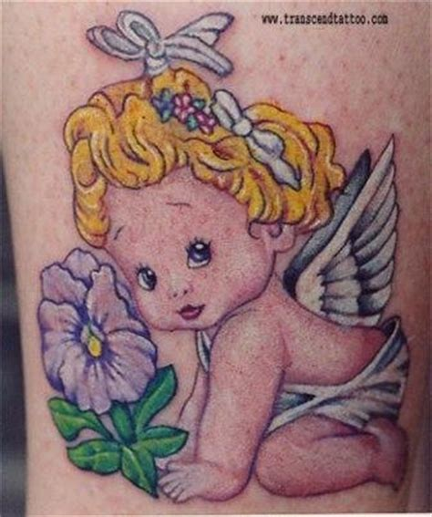 baby girl angel tattoo designs all tattoos baby tattoos for