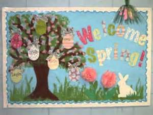 Themes For Notice Board Decoration - diy bulletin board decorating ideas for easter youtube