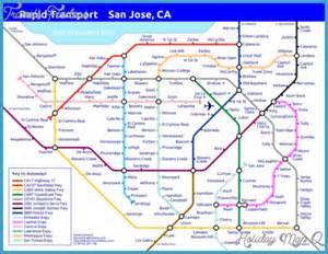 sjsu cus map san jose metro map map travel holidaymapq