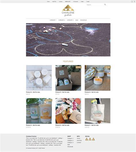 storenvy themes storenvy basic theme charlene 183 new shop design 183 online