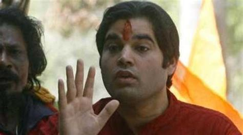biography of varun gandhi in hindi mischief says varun after he questions turnout at modi s