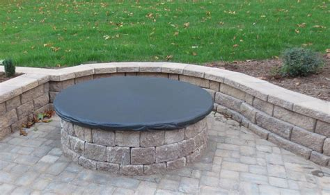 square firepit cover square pit covers pit design ideas