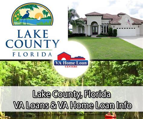 lake county florida va home loan info
